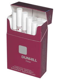 Dunhill Button Red