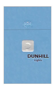 Dunhill Button Blue